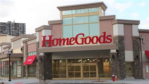 home goods hours what time does home goods open