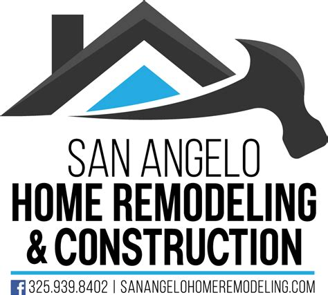 home remodeling logo design san angelo home remodeling home remodels kitchen
