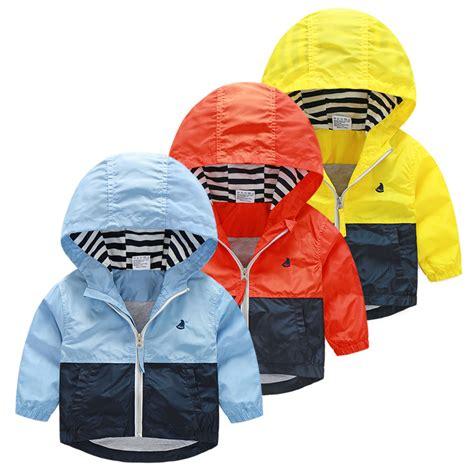 toddler boy jackets toddler boys jacket coat autumn hooded