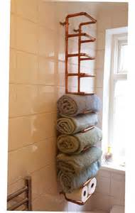 storage for bathroom towels bathroom towel storage ideas creative 2016 ellecrafts