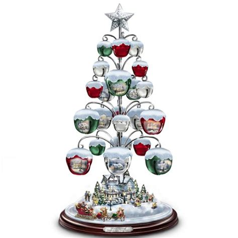 thomas kinkade harbor christmas tree kinkade trees