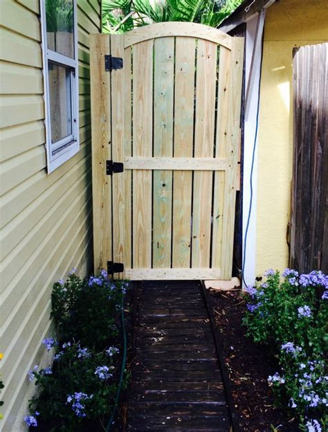 best 25 fence gate design ideas on wood fence