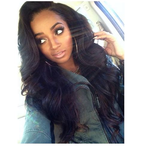 black sew in long hair styles with 18 inches chic and versatile sew in styles you should definitely try