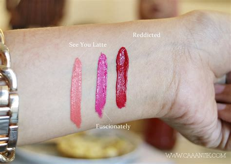 Harga Wardah Exclusive Matte Lip See You Latte review dan harga wardah exclusive matte lip