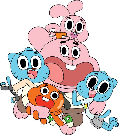 Gumball L by Cleverly Idiotic The Amazing World Of Gumball Ca 351 610