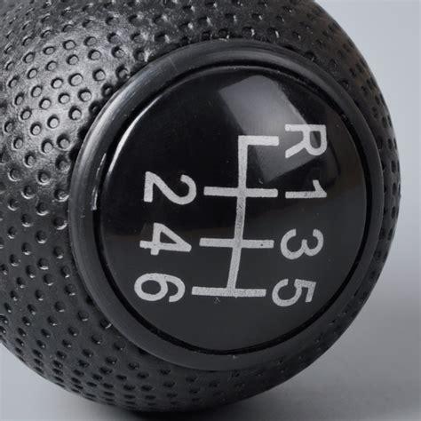 new 6 speed black gear shift knob for vw golf bora jetta