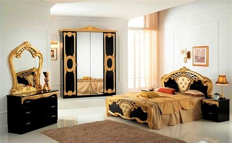 high gloss black bedroom furniture high gloss black gold italian bedroom furniture homegenies
