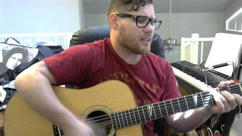 thrice acoustic stare at the sun thrice acoustic cover youtube
