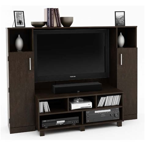 object moved - Entertainment Center With Tv Mount