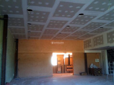 insonorizacion de techos foto insonorizaci 243 n techos registrables pladur de dsc