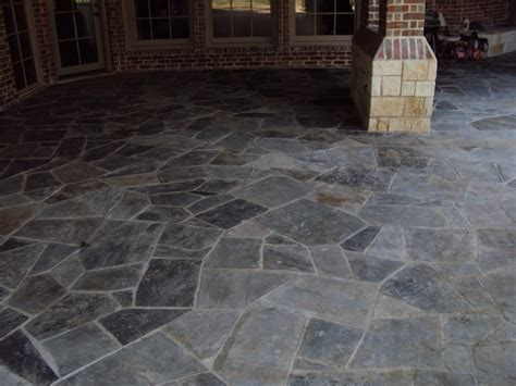 patio slate tile contractor in oregon and washington chion