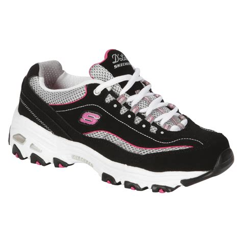 sears womens athletic shoes skechers s d lites centennial athletic shoe wide