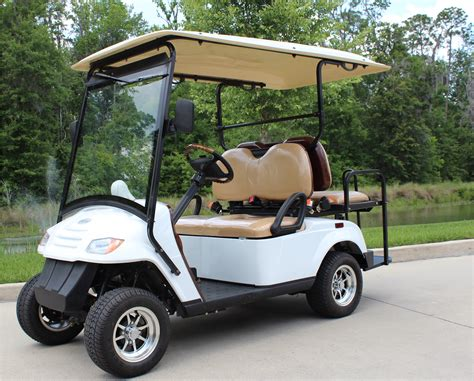 Auto Golf Cart by New Used Golf Carts For Sale In Florida Autos Post