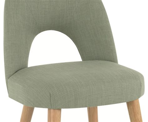 green upholstered dining chairs orbit aqua green upholstered dining chair