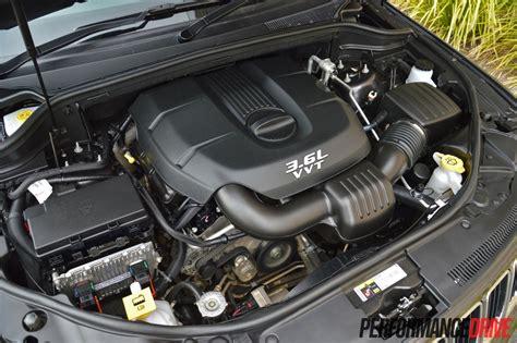 2014 Jeep Engine 2014 Jeep Grand Limited V6 Pentastar Engine
