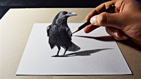 3d Drawing 3d pencil art drawing adam sb youtube