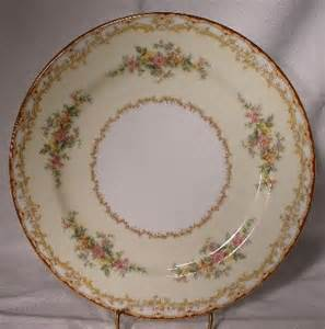 Classic China Patterns by Noritake China Malona Pattern 632 Dinner Plate