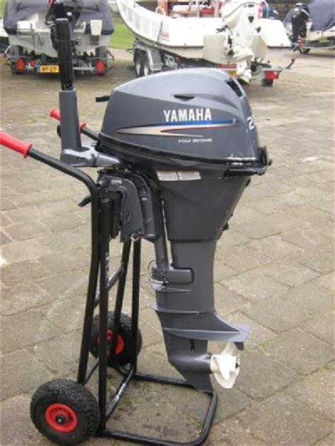 buitenboordmotor yamaha 20 pk yamaha 20 pk 4 takt langstaart total fishing