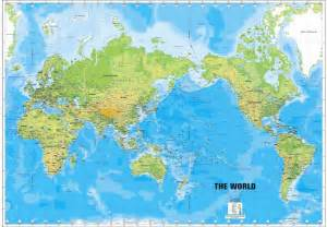 World Map With Latitude by Map Of World With Latitude And Longitude Lines Pictures To