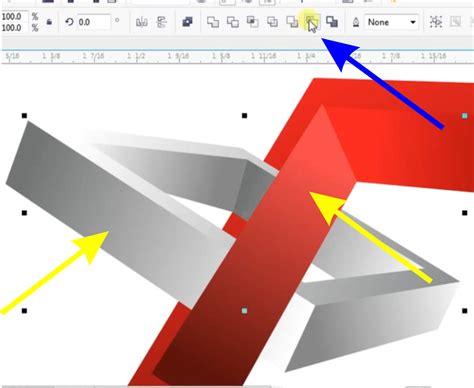 tutorial membuat gambar 3d dengan coreldraw tutorial 20 menit membuat logo 3d dengan corel draw