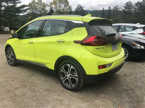 2019 Chevrolet Bolt Ev by 2019 Chevy Bolt Ev Pictures Photos Images Gallery Gm