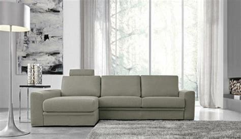 divani con penisola divano con penisola doimo modello brent scontato 50