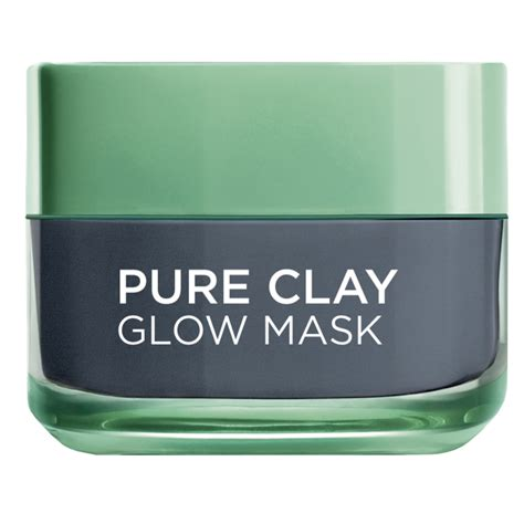 L Oreal Detox Mask by L Oreal Clay Glow Mask 50ml Clay Detox