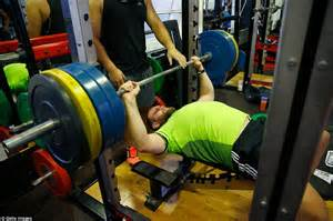owen franks bench press new zealand hit the gym ahead of wales test having already