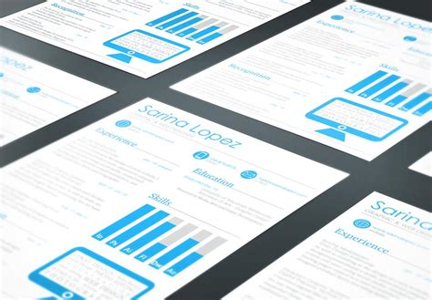 Resume Trends by Resume Trends For The Modern Market Include