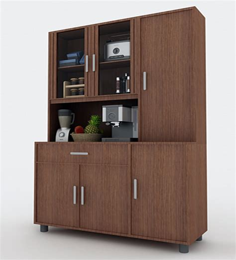 online kitchen cabinets kitchen and dining housefull maxi kitchen cabinet in oak by housefull online