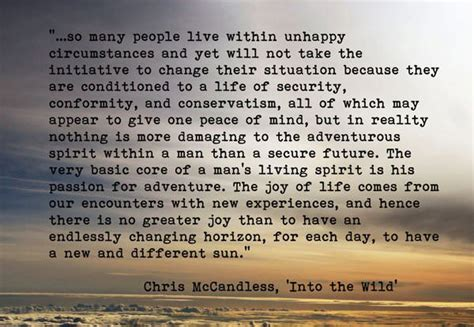 chris mccandless quotes christopher mccandless quotes quotesgram