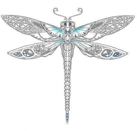 coloring page dragonfly dragonfly designs coloring pages