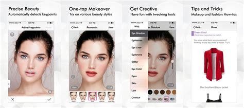 perfect365 one tap makeover 51110 best photo editing apps for iphone appdazzle