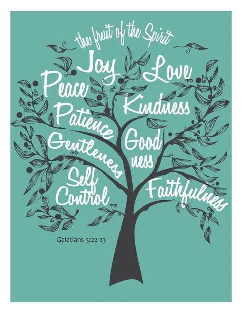 fruit of the spirit tree fruit of the spirit gal 5 22 biblical studies