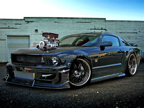 mustang shelby modified shelby mustang gt 500 custom modified cars