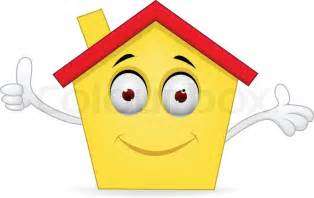 Exceptional Habitation Home Plans #5: 5223237-cartoon-house.jpg