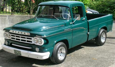59 dodge truck 1959 dodge d100 sweptline power for sale