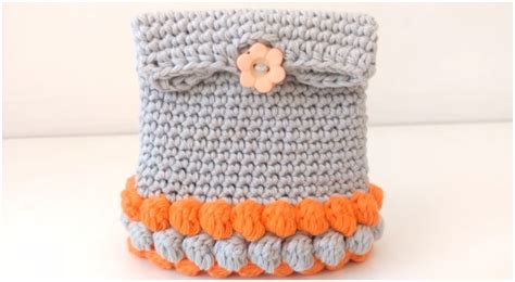 crochet creative mini purse ilove crochet