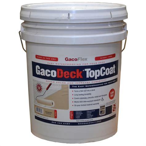 gal gaco dt desert gacodeck water based elastomeric