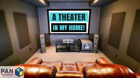 theater   home man cave  home