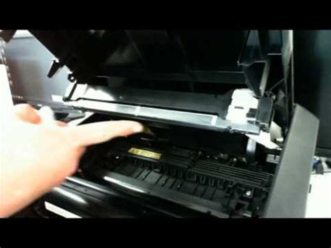 reset oki b4600 how to clean the led bar on an oki b420 b430 laser