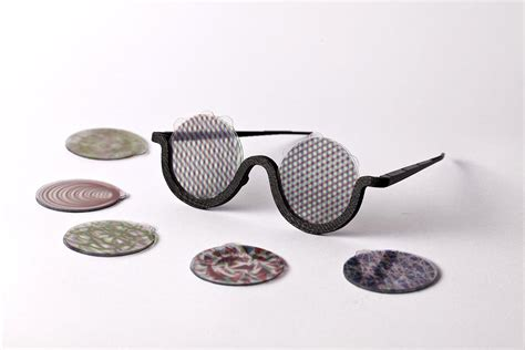 Print Glasses lsd effects without lsd 3d printed mood glasses provide