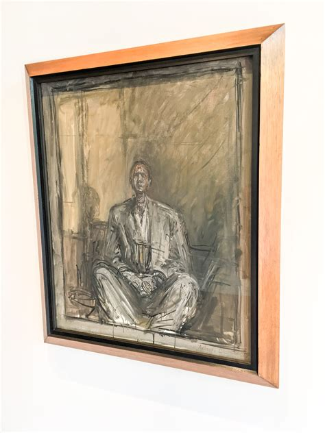 portrait jean genet giacometti a first look at the new intimate giacometti museum in paris