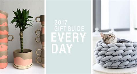 Design Milk Gift Guide | 2017 gift guide design milk everyday design milk