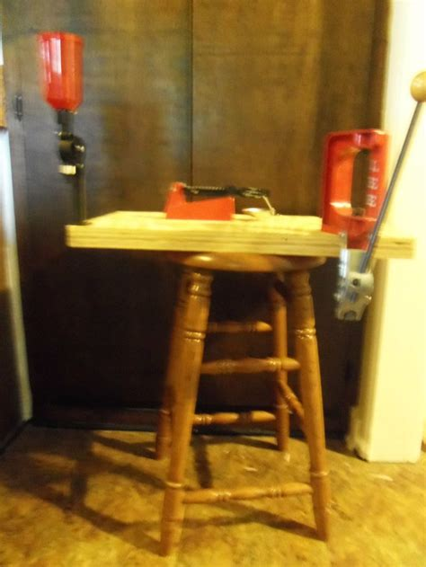 mobile reloading bench portable reloading bench plans woodworking projects plans
