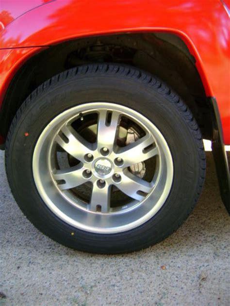 Toyota Tacoma 20 Inch Rims 20 Inch Bbs Rims And Tires Tacoma World