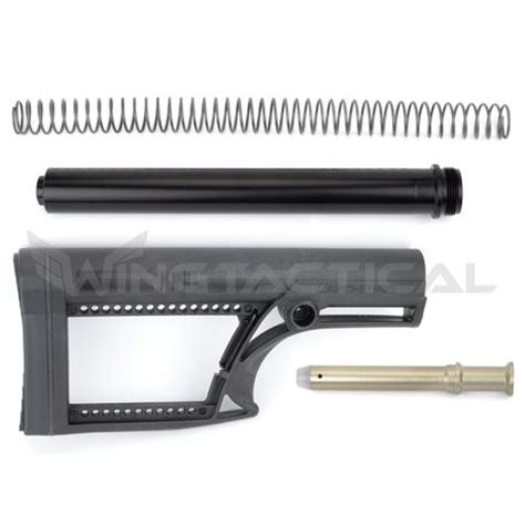 Luth Ar Mba 2 Skullaton Stock by Luth Ar Skullaton Ar Fix Stock Mba 2 Complete Kit Wing