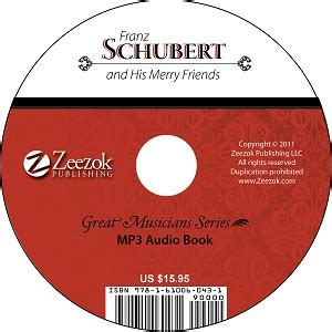 mp3 cd format joliet franz schubert and his merry friends audio book on cd mp3