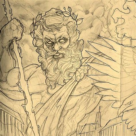 zeus tattoo flash the 17 best images about t a t t o o on pinterest