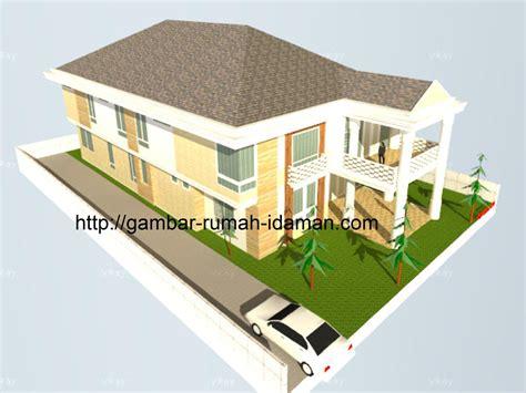 Rumah Idaman Samarinda desain gambar rumah idaman gambar rumah idaman